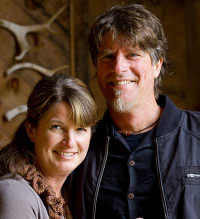 Greg and Brandi Glenn
